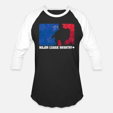 Major League Infantry Canada - Unisex Baseball T-Shirt