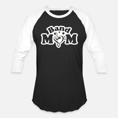 Marching Band Seniors Band - band mom , marching band - Unisex Baseball T-Shirt