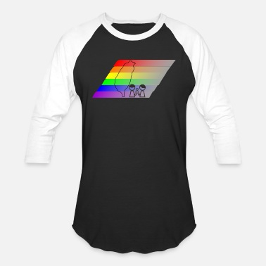 Same Sex Same sex marriage - Unisex Baseball T-Shirt