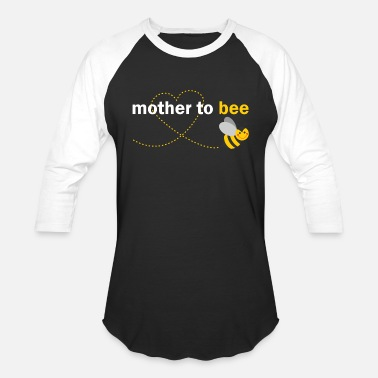 Mother-to-be Mother to bee - Unisex Baseball T-Shirt