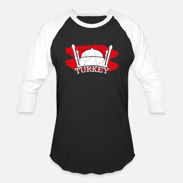Ankara Turkish Turkey Instanbul Ankara gift turkish - Unisex Baseball T-Shirt