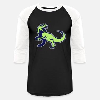 38e011ec Jurassic World   Jurassic Park   T-Rex   Raptor - Unisex Baseball T-