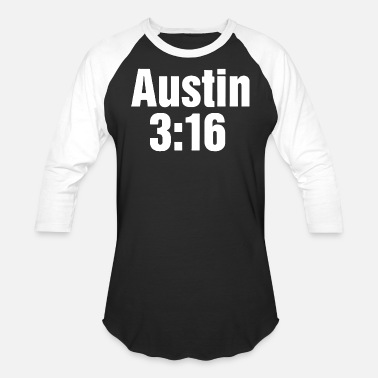 Christian Animal Christian - austin 3 16 - Baseball T-Shirt
