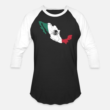 Central America Mexico Mexico City Central America Gift - Baseball T-Shirt