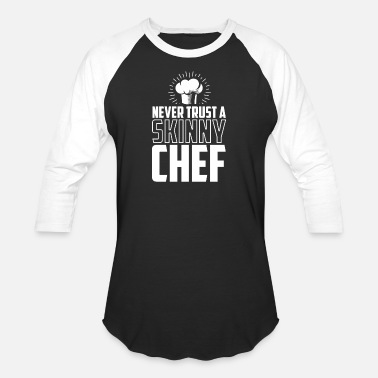 Sayings Chef Chef Chef Restaurant Funny Saying Gift - Unisex Baseball T-Shirt