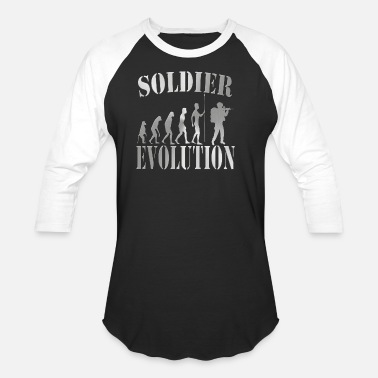 Soldiers Princess Soldier - Unisex Baseball T-Shirt