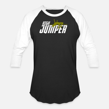 Jumper High jumper high jump pole vault gift - Baseball T-Shirt