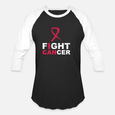 Fighting Cancer Cancer fight cancer - Baseball T-Shirt
