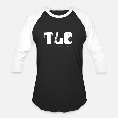 Tlc Wrestling TLC | Tables Ladders Chairs Wrestle - Unisex Baseball T-Shirt