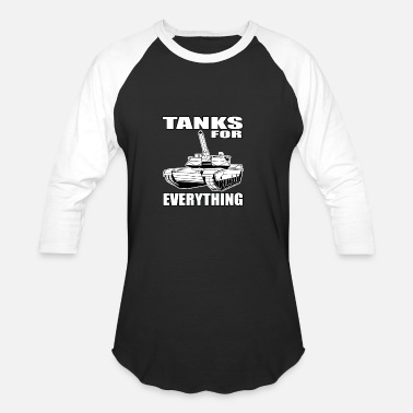 Temporary Soldier Tanks For All Purposes All Soldier Gift - Unisex Baseball T-Shirt