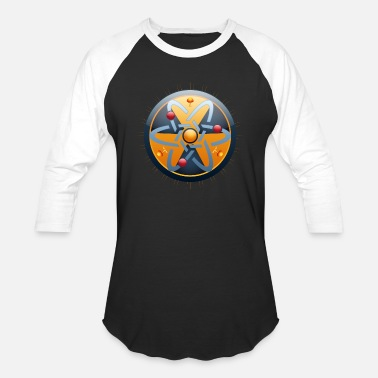 Atomic-power Nuclear Power - Atoms - Atomic Bomb - Atomic Energ - Unisex Baseball T-Shirt