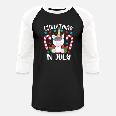 Christmas In July Humor.Christmas In July Funny Unicorn Humor Gift Women S Premium T Shirt Black
