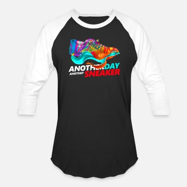 Another Day Another day another sneakers - Baseball T-Shirt