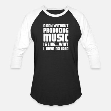 Music Gift For Music Producer / Mastering Engineer - Baseball T-Shirt