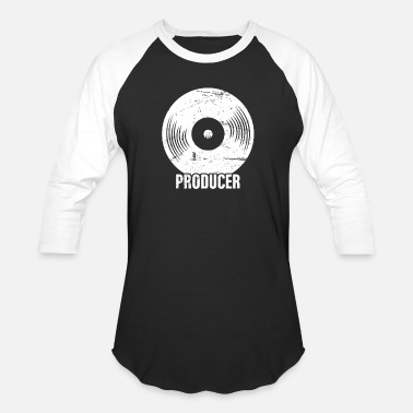 Beat Maker Gift For Music Producer / Mastering Engineer - Baseball T-Shirt