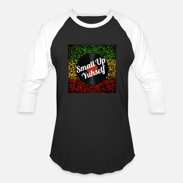 Jamaican Culture Jamaican Patois Slang Tourists Reggae Lovers Rasta Roots Culture - Baseball T-Shirt