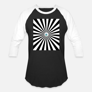 Eyelashes Eyeball XRAYS EYEBALL TEE - Baseball T-Shirt