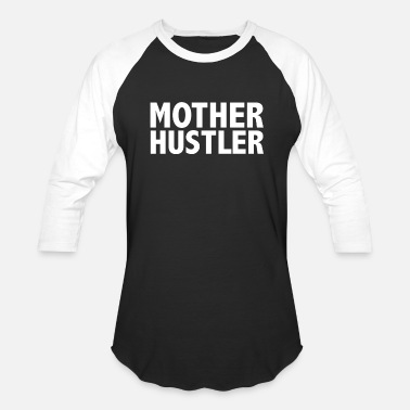 Lady Ceo Mother Hustler Entrepreneur CEO Girl Boss Lady Hustle - Baseball T-Shirt