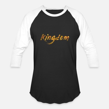 Kingdom Kingdom - Baseball T-Shirt