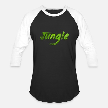 Jungle Jungle - Baseball T-Shirt