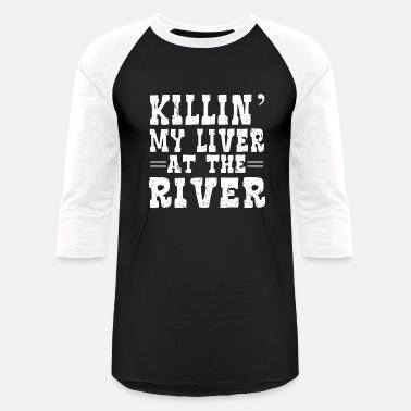 458cc58e1383 Custom-thongs River - killin' my liver at the river float camp