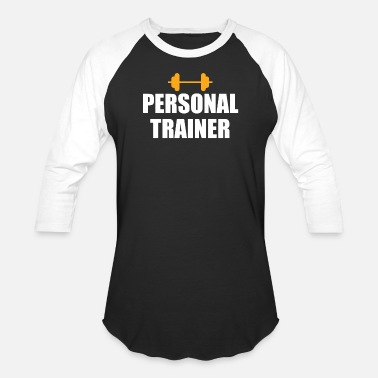 Personal Trainer personal trainer - Unisex Baseball T-Shirt
