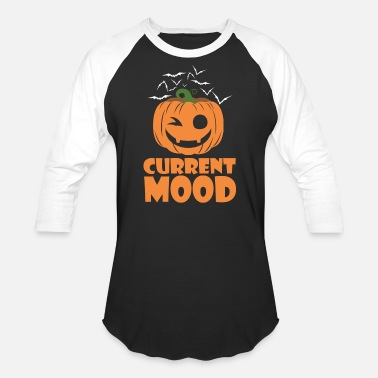 6434578564e1e Sort by. RelevanceNewest. Halloween Funny Laughing Pumpkin Halloween -  Unisex Baseball T-Shirt
