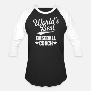 Worlds Best Hockey Coach Baseball - World's Best Baseball Coach Thank You - Baseball T-Shirt