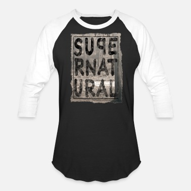 Supernatural Miscellaneous supernatural - Unisex Baseball T-Shirt