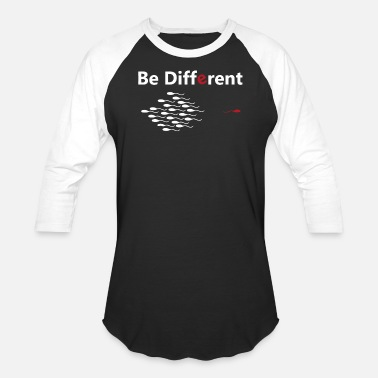 Different Be Different - Baseball T-Shirt