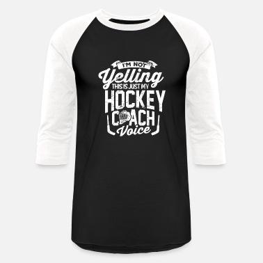 Shop Hockey Coach T-Shirts online | Spreadshirt