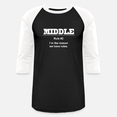 ed58af4ec062 Big Brother Little Sister middle Siblings little big brother little sister  - Unisex Baseball T-. Unisex Baseball T-Shirt