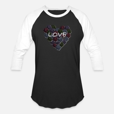 All You Need Is Love Love is all you need - Baseball T-Shirt