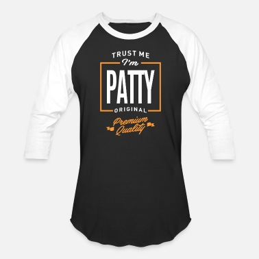 Patty Patty - Unisex Baseball T-Shirt
