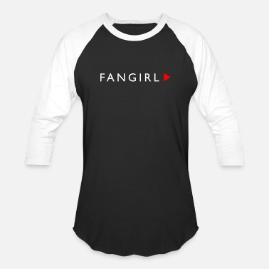 13 Reasons 13 Reasons Why - Fangirl - Baseball T-Shirt