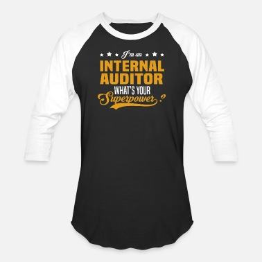 International Internal Auditor - Unisex Baseball T-Shirt