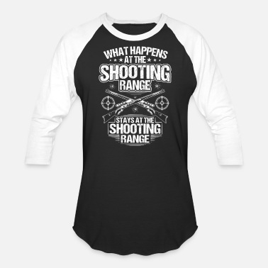 Shooting Club Gun Club - Shooting Range - Shooter - Gift/Present - Unisex Baseball T-Shirt