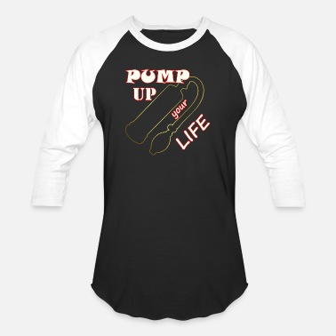 Pumps Pump - Baseball T-Shirt