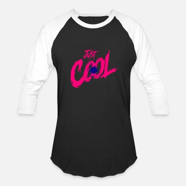 Cool Christian JUST COOL - Unisex Baseball T-Shirt
