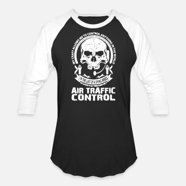 Traffic Air Traffic Control Shirt - Unisex Baseball T-Shirt