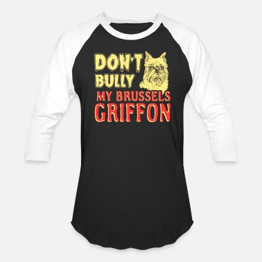 Brussels Griffon Dog Brussels Griffon Dog Shirt - Baseball T-Shirt