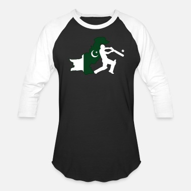 Pakistan Pakistan Cricket, Pakistan Cricket Team - Unisex Baseball T-Shirt