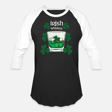 Scotch Irish Whiskey Whisky Tasting Scotch Drink Irish Gift - Baseball T-Shirt