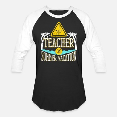 07f4ef0bef12 Watch Out Teacher on Summer Vacation Educator Men s Premium T-Shirt ...