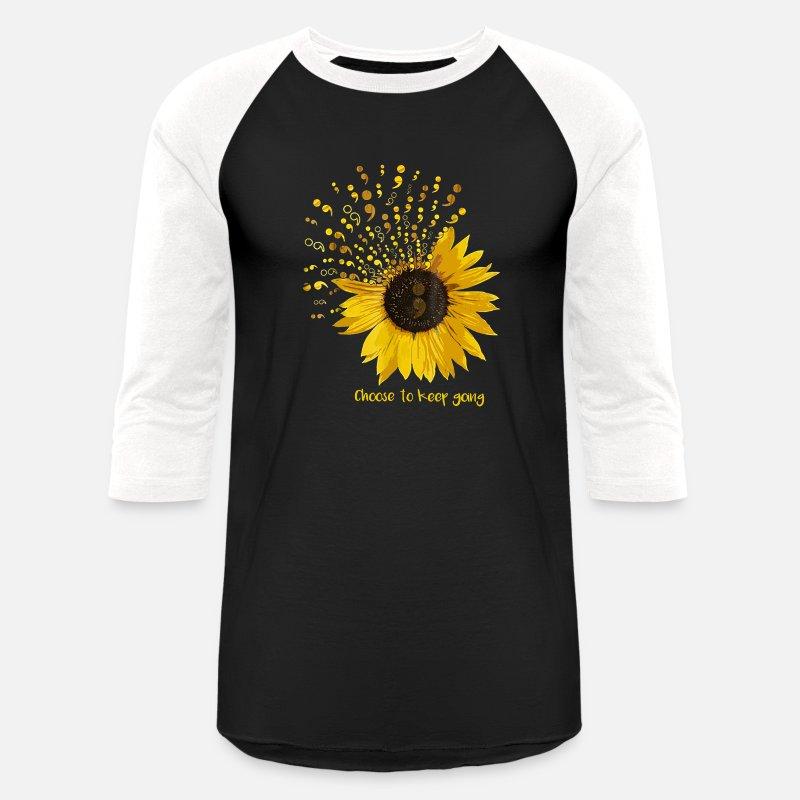 QingFan Women Spring Summer Sunflower Cartoon Car Letter Print Plus Size Tee T-Shirt