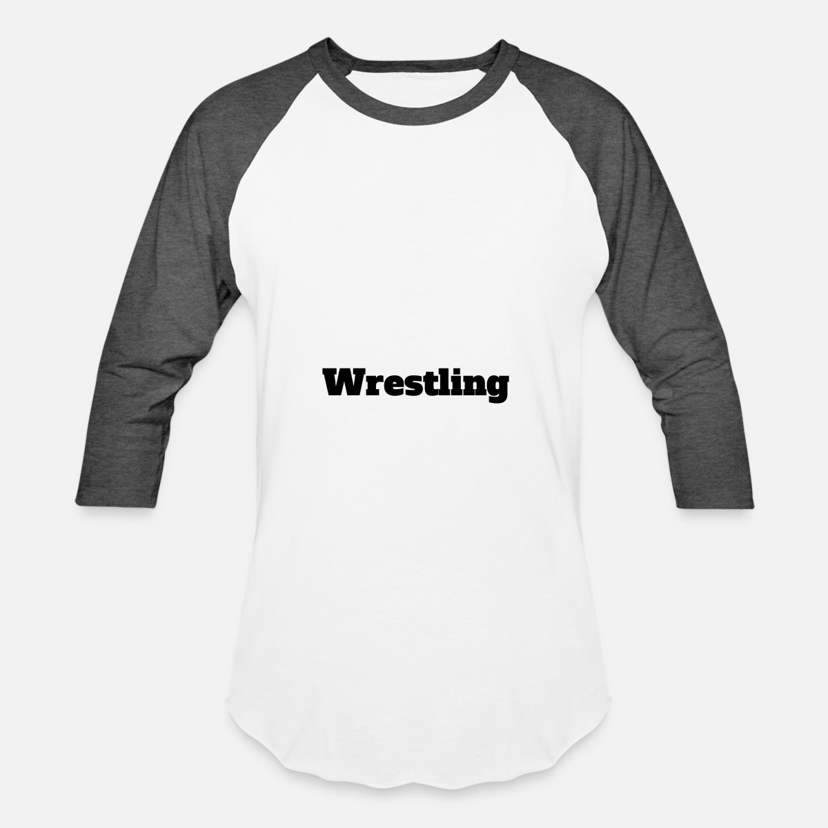 4c76cc19c Wrestling design for players and Fans Unisex Baseball T-Shirt | Spreadshirt