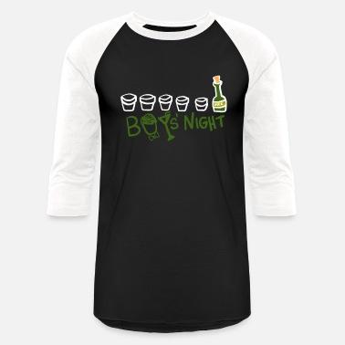 1273ec63b4 Boys Night Out Bachelors Party  Boys Night Shirt - Unisex Baseball T-Shirt