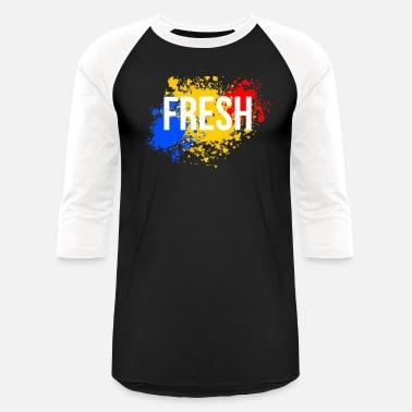 8633fb9bf5ab Urban Slang Hip Hop Fresh T-shirt Old School Rap Urban Slang - Unisex  Baseball