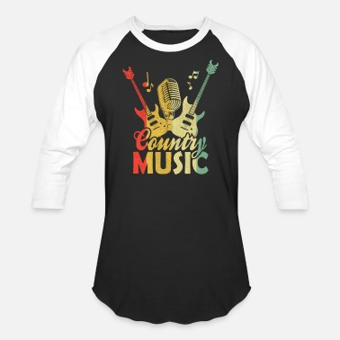 Ladies T-Shirt I ONLY LIKE TWO KINDS OF MUSIC Country Western Cowboy Guitar