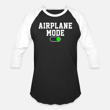 Mode Pilot - Unisex Baseball T-Shirt